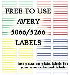 avery label template 5266 template for avery 5266 download