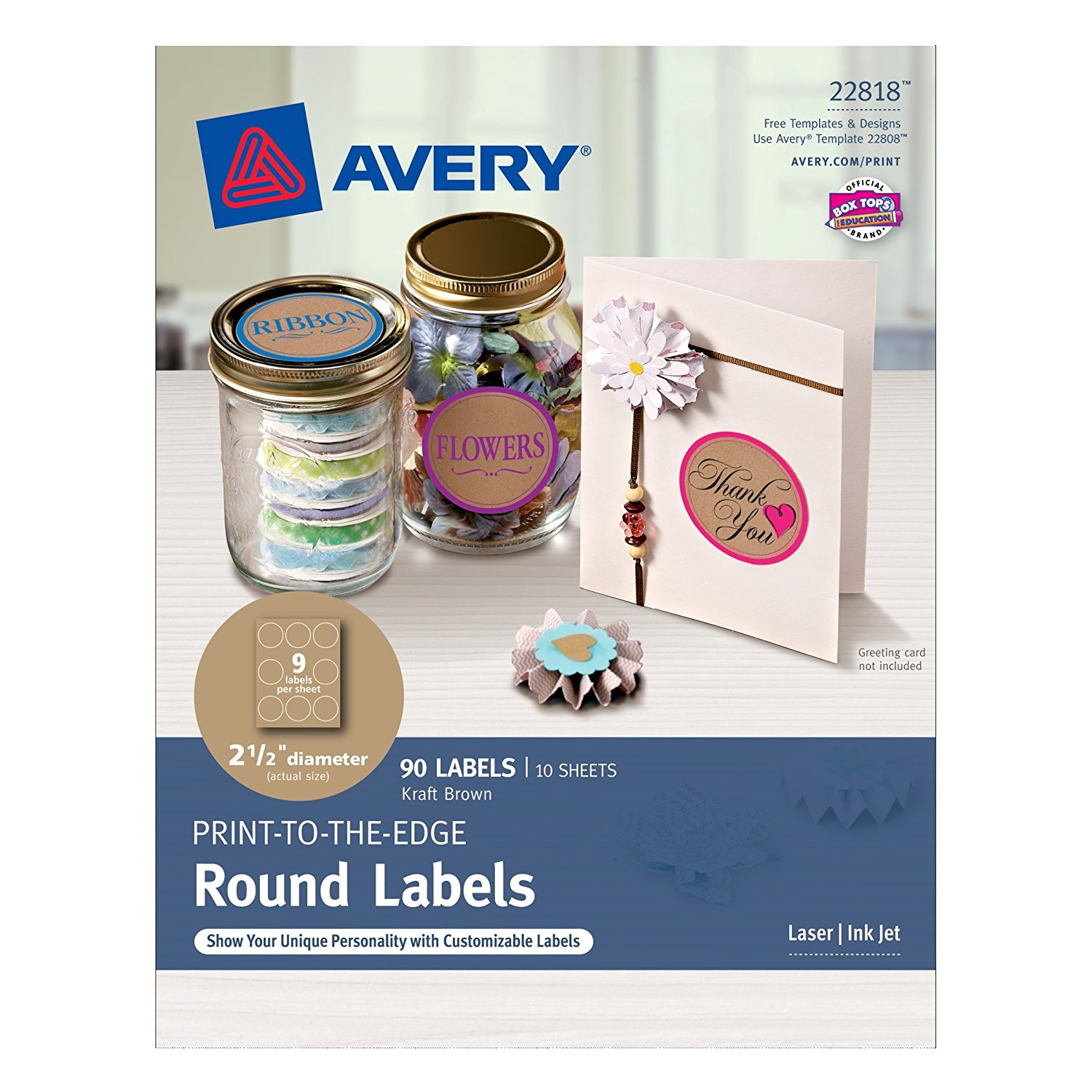 picture relating to Avery Printable Stickers identify Avery Printable Labels - Best Label Company