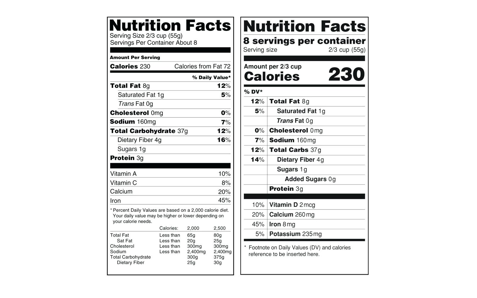 blank nutrition label template excel nutrition label template excel blank