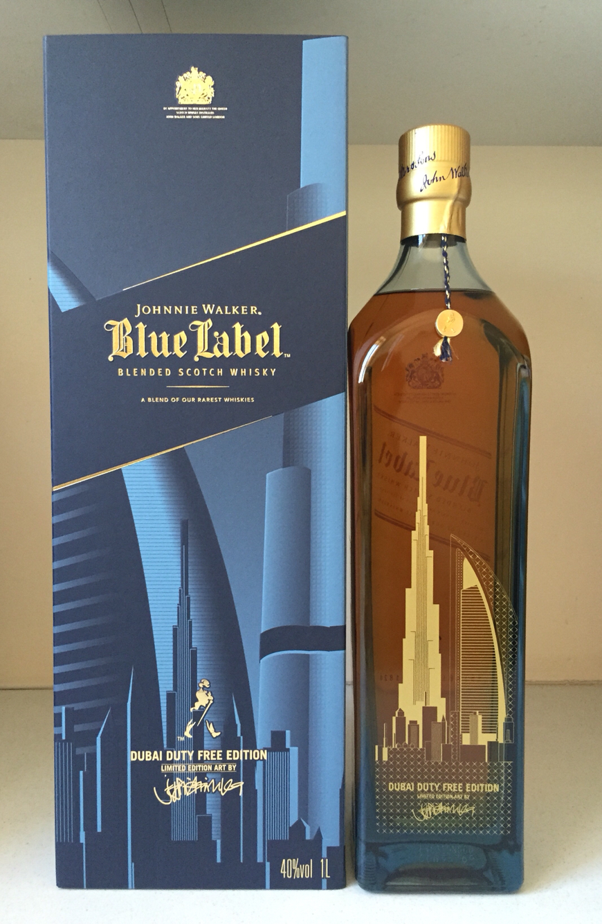 It's just a picture of Insane Price of Blue Label in Mumbai Duty Free