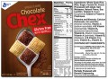 Chocolate Chex Nutrition Label
