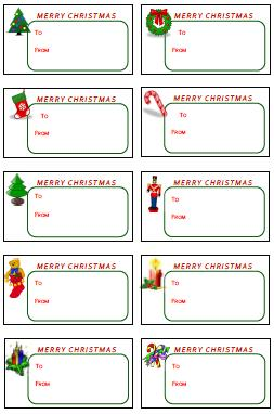 picture relating to Printable Christmas Gift Tags Templates referred to as xmas present label templates printable xmas reward tags