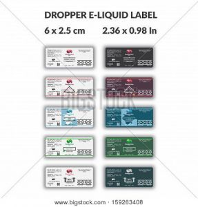 E Juice Label Template Liquid 159263408 Eybxgc 287x300