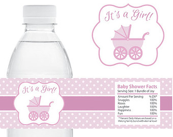 Free Printable Baby Shower Label Templates Free Printable Baby