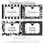 Free Printable Candy Buffet Labels Templates