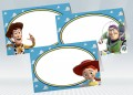 Free Toy Story Food Labels