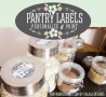 Make Your Own Labels For Jars Free