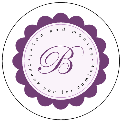 picture about Free Printable Round Labels identify printable circle labels template