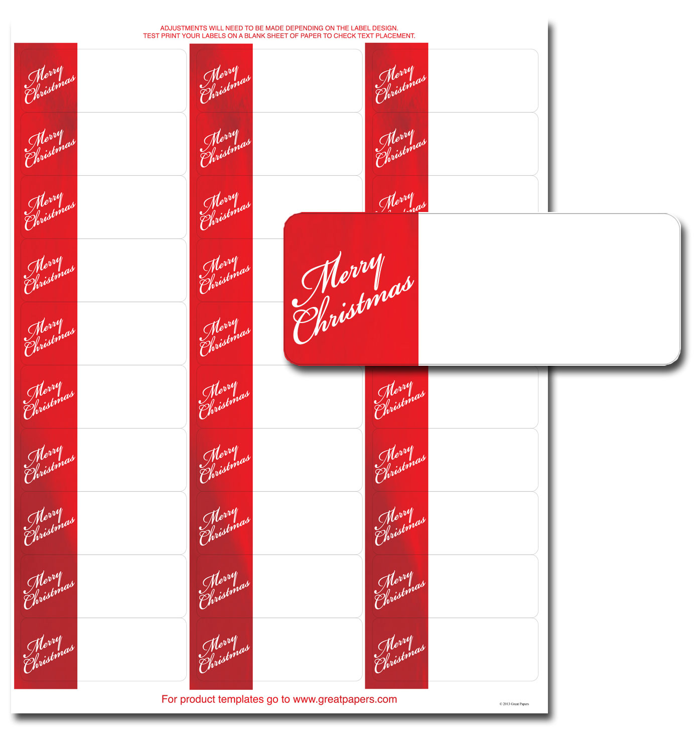 It's just a photo of Magic Avery Mailing Labels Template 5160