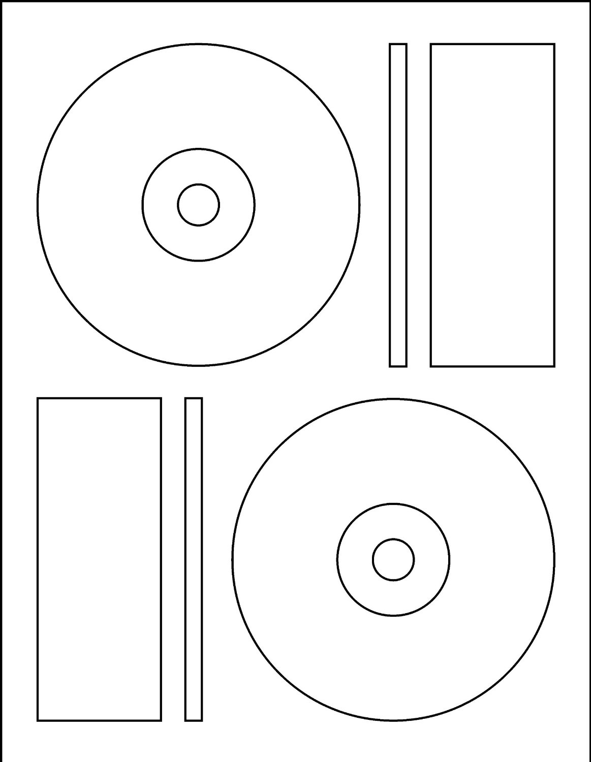 avery cd label template top label maker
