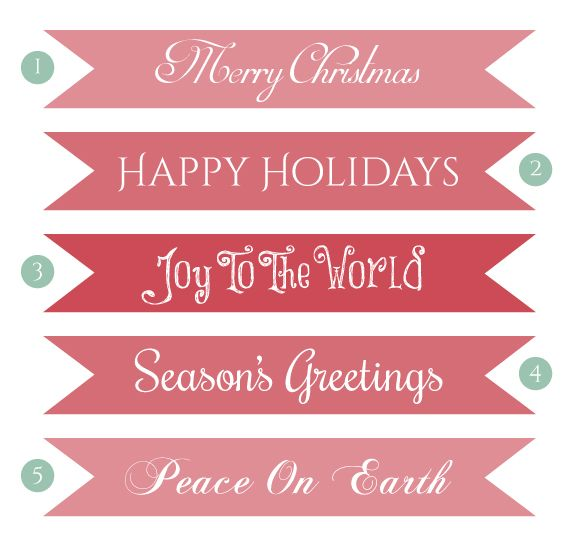 Best Christmas Fonts.Best Font For Christmas Card Labels