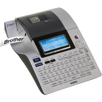 Brother P Touch Label Maker Instructions Brother P Touch Label Maker