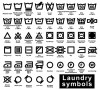 Care Label Symbols Meanings