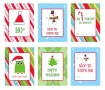 Christmas Present Labels