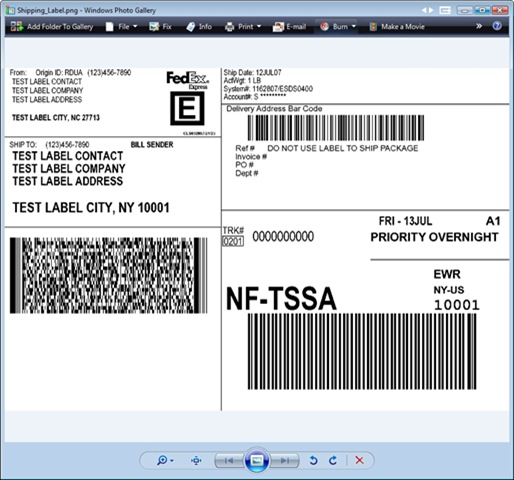 Fedex Ground Tracking Number On Label Image038