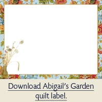 photo about Printable Quilt Labels identified as absolutely free printable quilt labels obtain