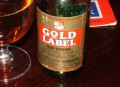 Gold Label Barley Wine Bottle