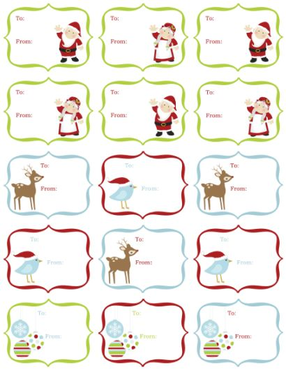 images of christmas labels printable christmas crafts for adults