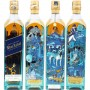 Johnnie Walker Labels