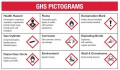 Sds Label Pictograms