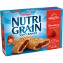 Strawberry Nutrigrain Bar Nutrition Label
