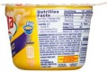 Velveeta Mac And Cheese Nutrition Facts Label