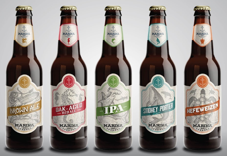 Related For Custom Craft Beer Labels