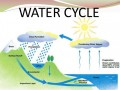 Water Cycle Diagram With Labels In Hindi