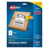 Avery Perforated Label Sheets