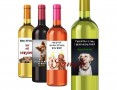 Wine With Dog On Label
